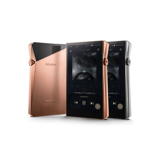 Astell & Kern - A&Ultima SP2000 Portable Media Player
