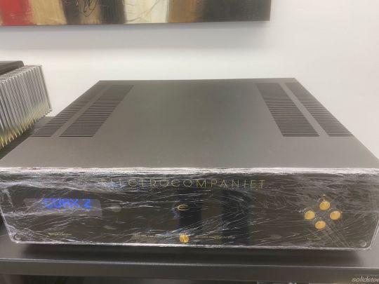 Electrocompaniet ECI-6DX Vollverstärker / Streamer [DEMO]