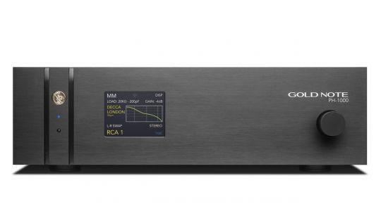 GOLD NOTE PH-1000 Phono Vorverstärker