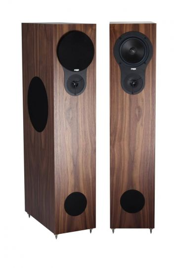 Rega RX5 Stand-Lautsprecher
