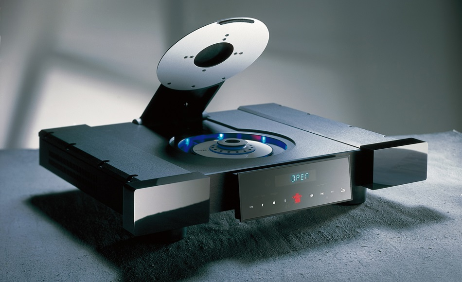 CD & SACD PLAYER