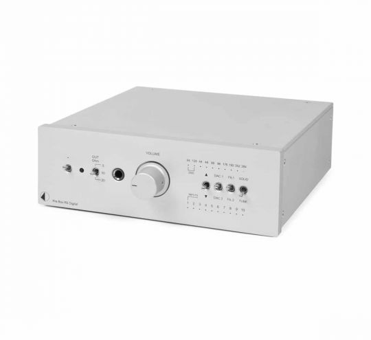 Pro-Ject Pre Box RS Digital DAC/Preamplifier
