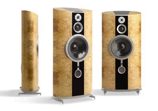 ATC EL 150A SL Tower FF Active Loudspeakers