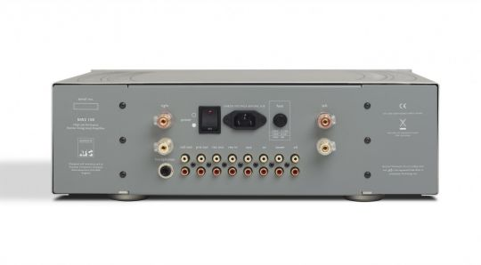 ATC SIA2-150 Integrated Amplifier (Rear)