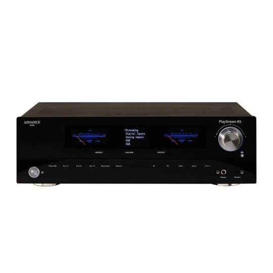 Advance Paris PlayStream A5 All-In-One HiFi Anlage