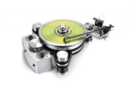 VPI AVENGER PLUS / JMW 12 3DR Turntable