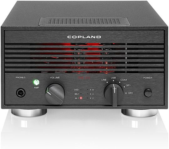 COPLAND DAC215 High Resolution DAC / Preamplifier