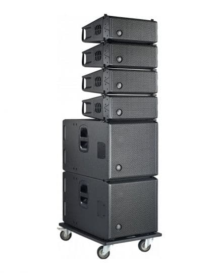 D.A.S. Audio - Event 26A + Event 115A Complete Line Array System
