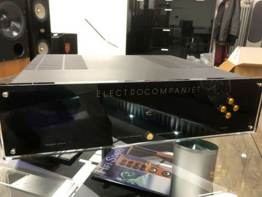 ELECTROCOMPANIET ECI 4 with Upgrade