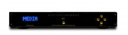 Electrocompaniet ECM-2 Audio / Video Media Streamer