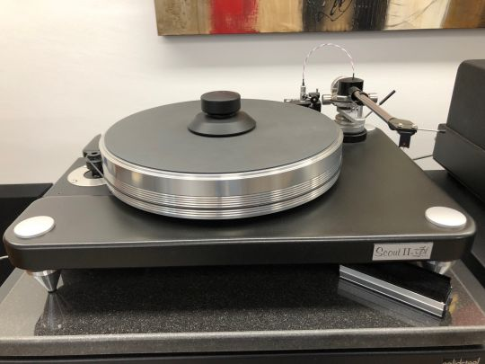 VPI SCOUT 2 / JMW 9T Turntable [DEMO]