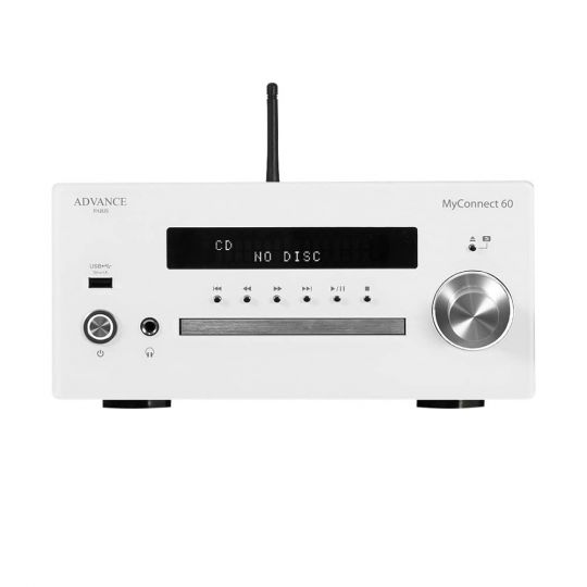 Advance Paris MyConnect 60 All-In-One HiFi Anlage