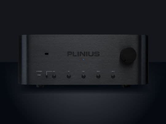 PLINIUS HIATO (Black)