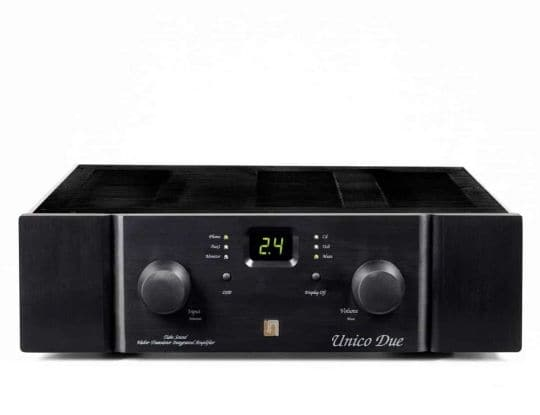 Unison Research UNICO DUE Hybrid Integrated Amplifier