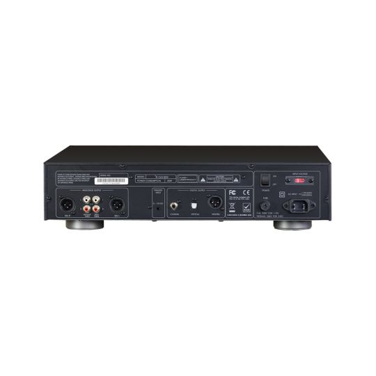 ADVANCE ACOUSTIC X-CD1000 CD-Player (Rear)