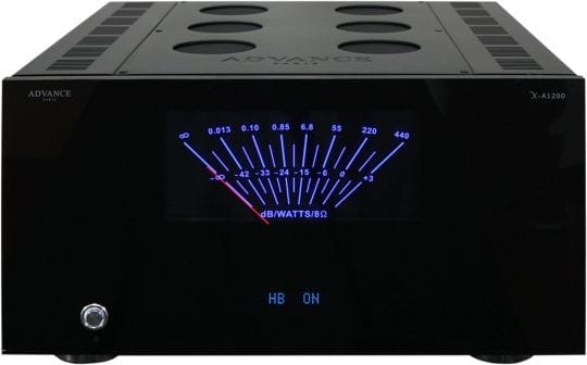 ADVANCE ACOUSTIC X-A1200 Power Amplifier
