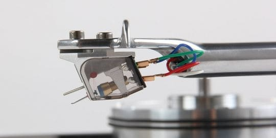 REGA Alpheta 3 MC Phono Cartridge