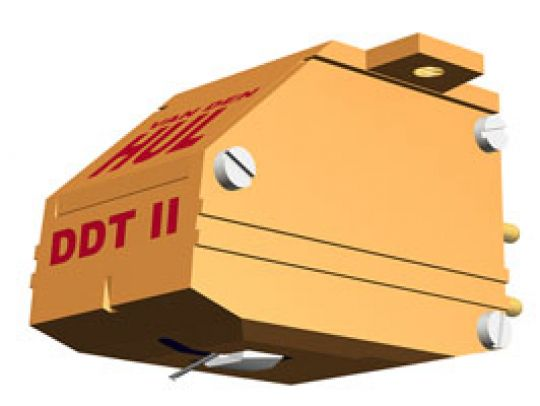 VAN DEN HUL - The DDT-II Special Phono Cartridge
