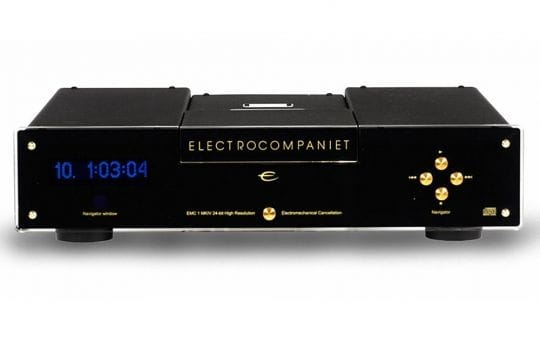 Electrocompaniet EMC-1 Mk IV Reference CD Player