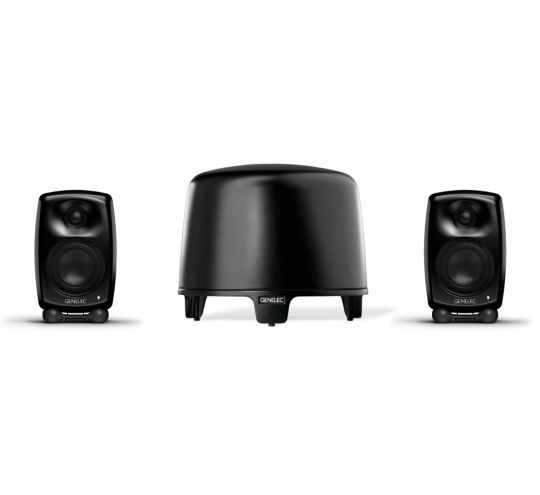 GENELEC F-One + G-Two, 2.1 Stereo System