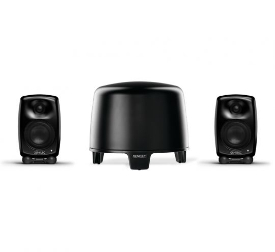 GENELEC F-Two + G-Two, 2.1 Stereo System