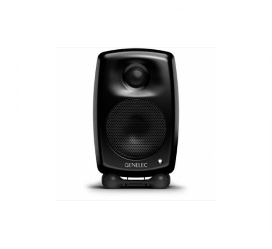 GENELEC G-One, 2-Way Active Loudspeaker (Black)
