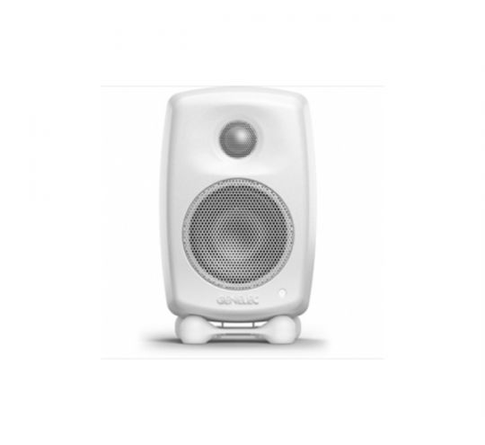 GENELEC G-One, 2-Way Active Loudspeaker (White)