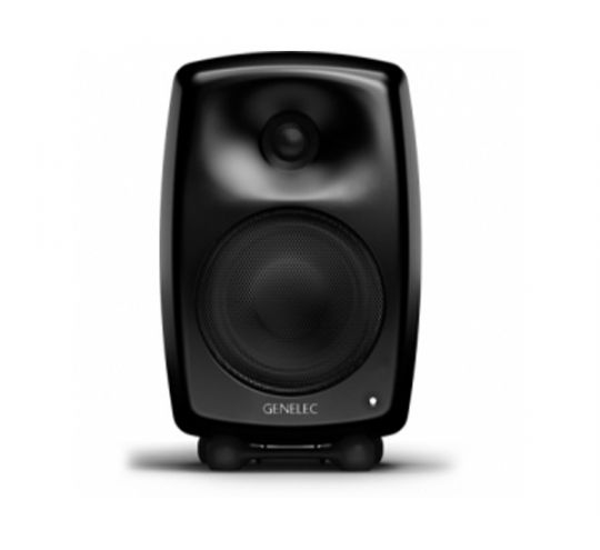 GENELEC G-Three, 2-Way Active Loudspeaker (Black)