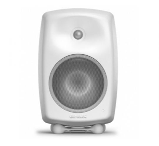 GENELEC G-Four, 2-Way Active Loudspeaker (White)