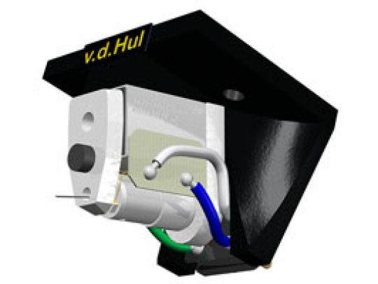 VAN DEN HUL - The GRASSHOPPER III Series Phono Cartridge