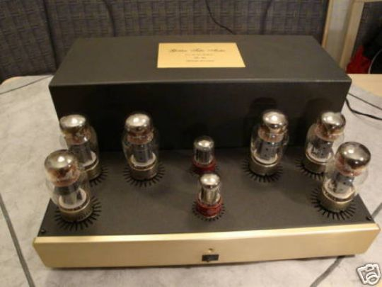 GOLDEN TUBE AUDIO SE-40 Power Amplifier