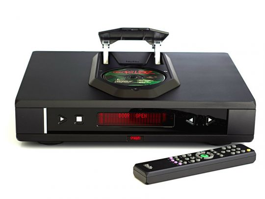 REGA Isis CD-Player
