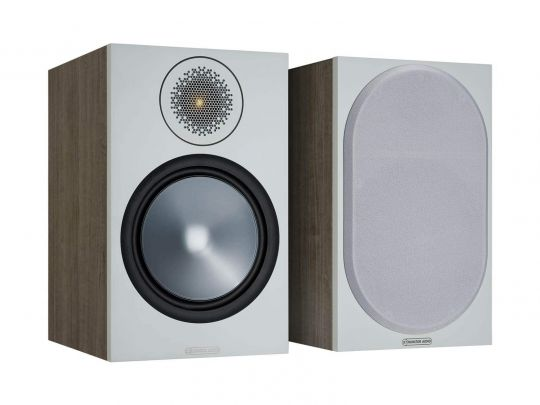 MONITOR AUDIO Bronze 100 Regallautsprecher (Urban Grey)