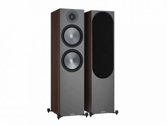 MONITOR AUDIO Bronze 500 Standlautsprecher (Walnuss)