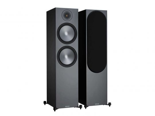 MONITOR AUDIO Bronze 500 Standlautsprecher (Schwarz)