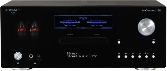 ADVANCE ACOUSTIC MyConnect 150 All-in-One Hi-Fi System