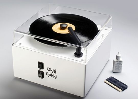 OKKI NOKKI RCM Record Cleaner
