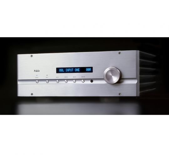 PASS Labs INT-30A Class A Vollverstärker [DEMO]