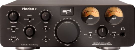 SPL - Phonitor 2 Headphone Amplifier