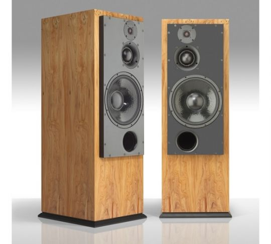 ATC SCM 100A SL Tower FF Active Loudspeakers [DEMO]