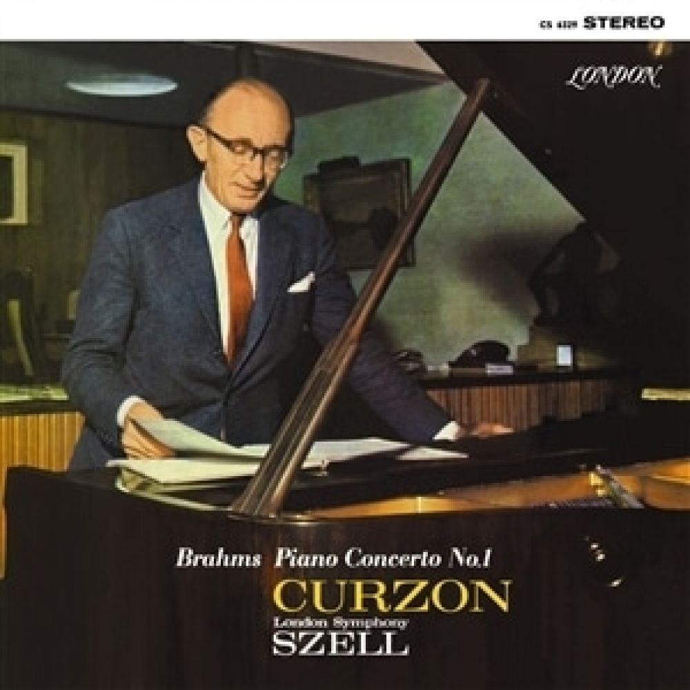Szell & London Symphony Orchestra - Curzon: Brahms Piano Concerto No. 1