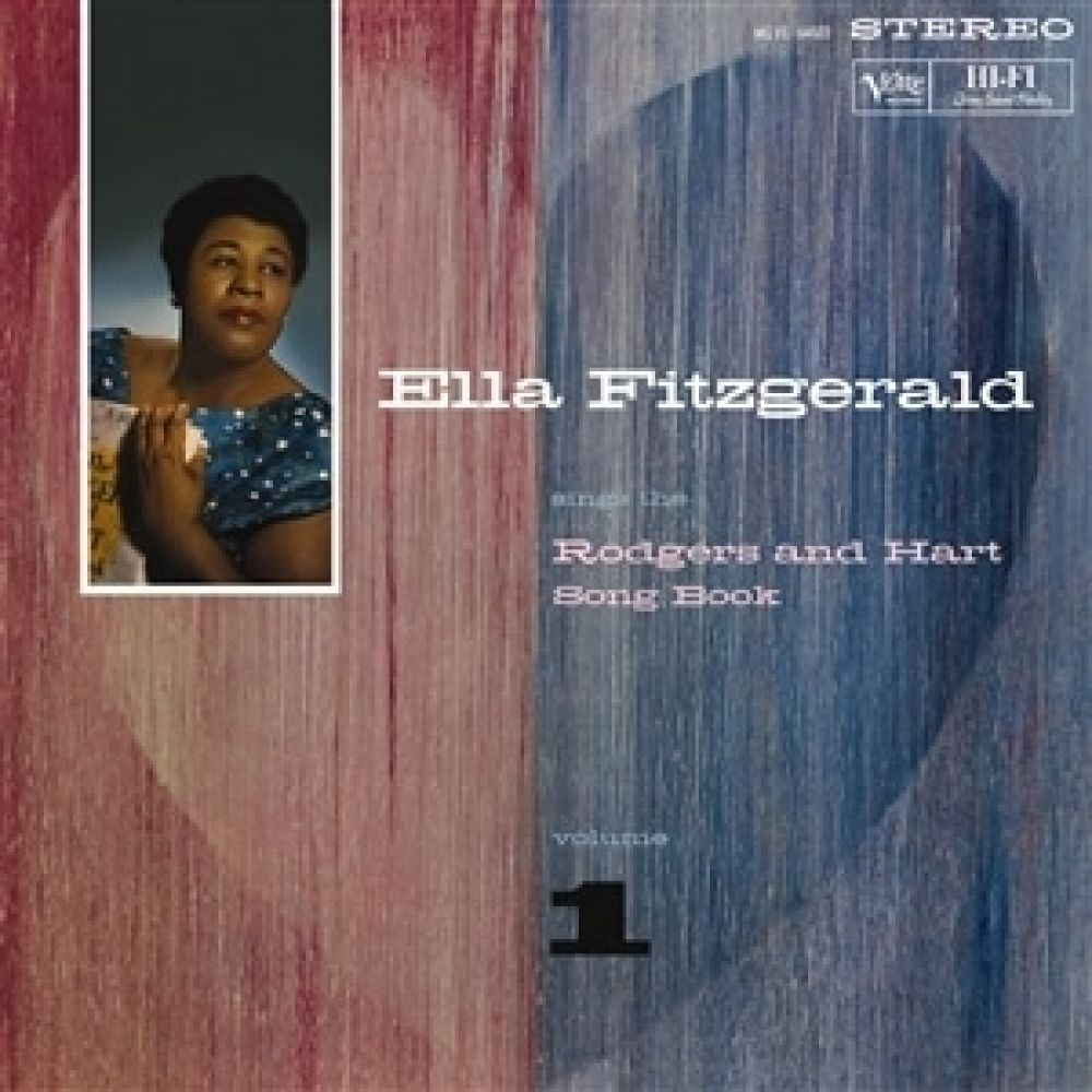 Ella Fitzgerald sings the Rodger and Hart Songbook