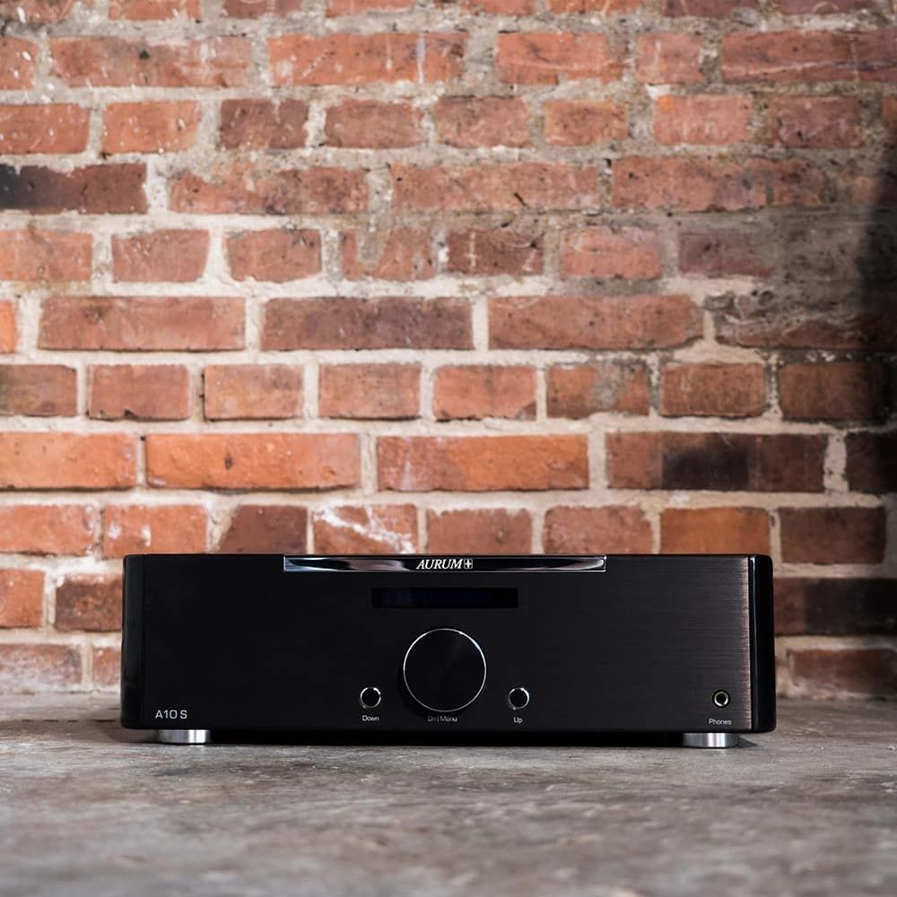 QUADRAL AURUM A10S Integrated Amplifier