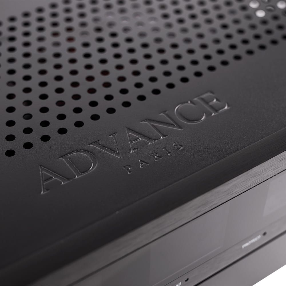 ADVANCE ACOUSTIC PlayStream A7 All-in-One Hi-Fi Anlage (Detail)