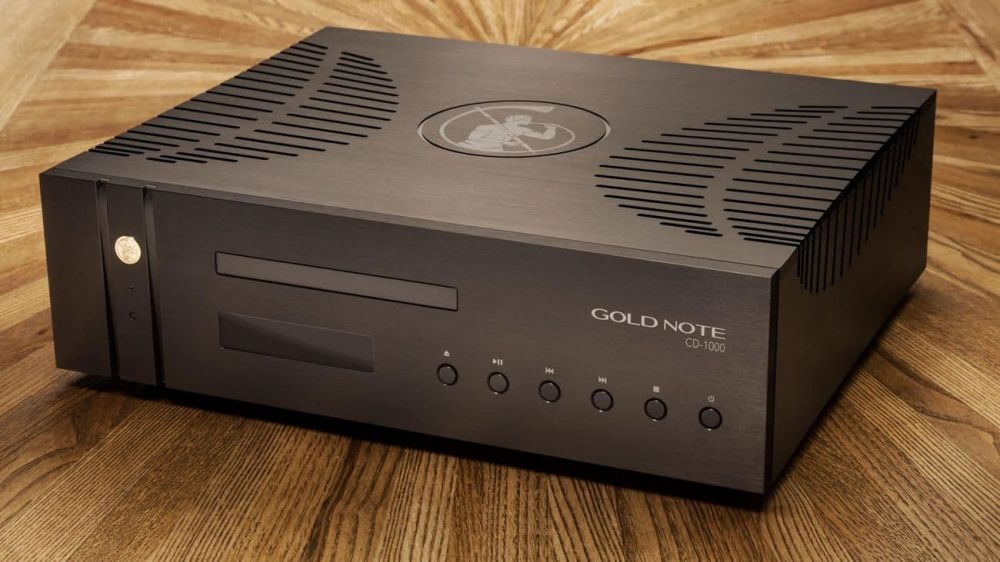 GOLD NOTE CD-1000 MK II CD-Player (Lifestyle)