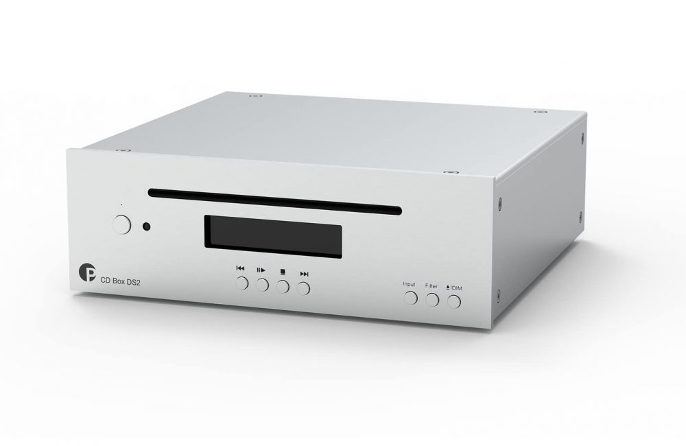 Pro-Ject CD Box DS2 (Silver)