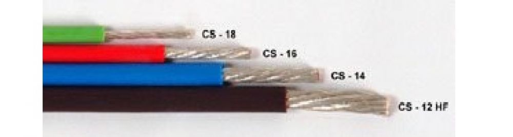 Van Den Hul CS-12 HF Loudspeaker Cable (Internal Wiring)