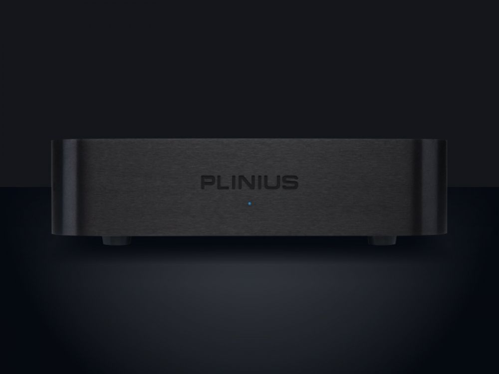PLINIUS - P10 (Black)