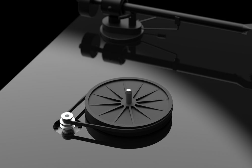 Pro-Ject T1 BT Bluetooth Turntable