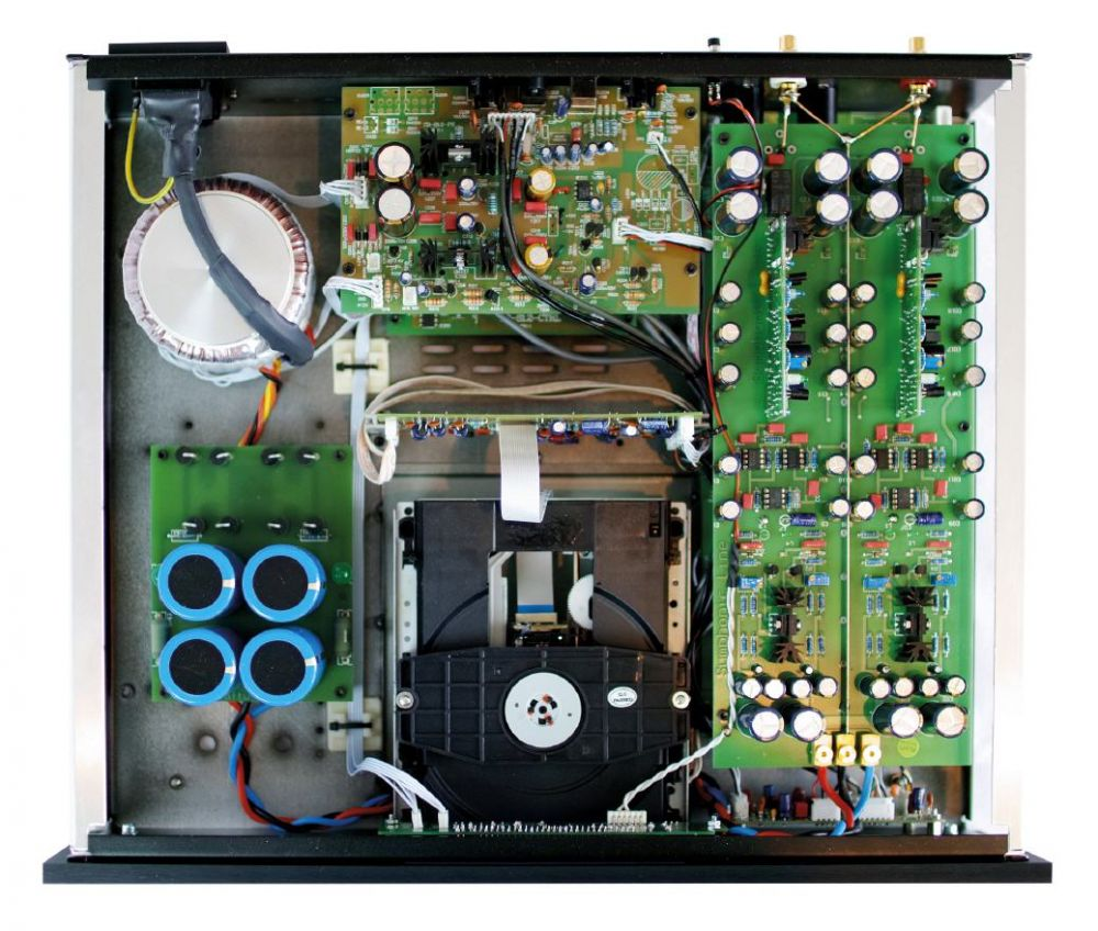 SYMPHONIC LINE VIBRATO CD-Player
